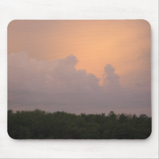 Strom Clouds 2 Mouse Pad