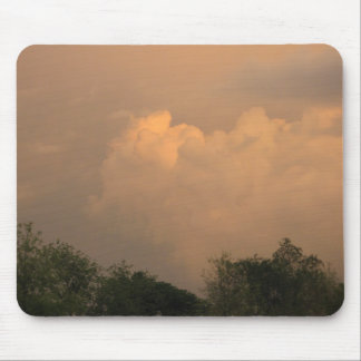 Strom Clouds Mouse Pad
