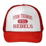 Strom Thurmond - rebeldes - alto - Johnston Gorras De Camionero