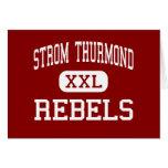 Strom Thurmond - rebeldes - alto - Johnston Felicitacion