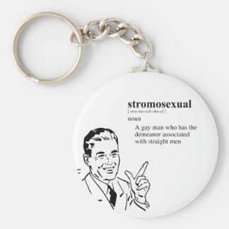 STROMOSEXUAL LLAVERO