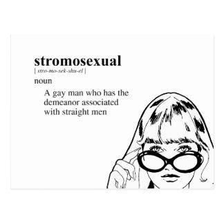 STROMOSEXUAL POSTAL