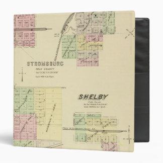"""Stromsburg, Nebraska Carpeta 1 1/2"""""""