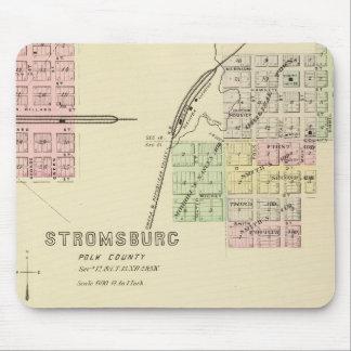 Stromsburg, Nebraska Mouse Pad