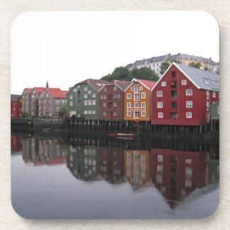 Strondheim, Noruega Posavasos De Bebida