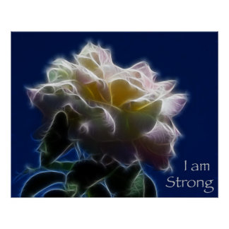 Strong Affirmation Poster