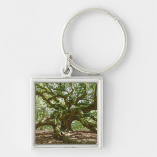 Strong And Bold Keychain