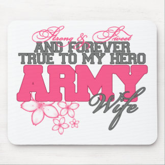 Strong and Sweet Mouse Pad