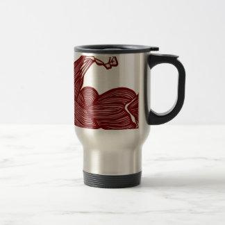 Strong Arm Travel Mug