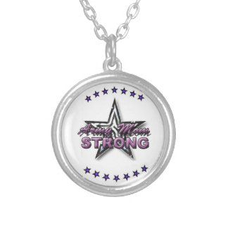 STRONG Army mom Pendants