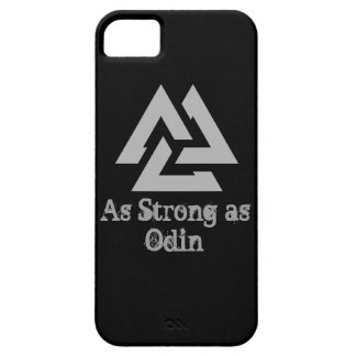 Strong as Odin I Phone 5 case