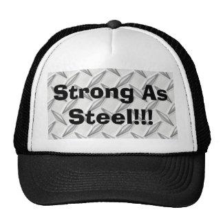 Strong As Steel!!! Trucker Hats