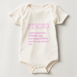 Strong Baby Bodysuit