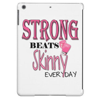 STRONG BEATS Skinny everyday W Pink Boxing Gloves iPad Air Covers