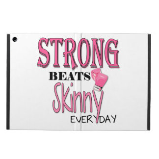 STRONG BEATS Skinny everyday W Pink Boxing Gloves Cover For iPad Air