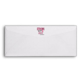 STRONG BEATS Skinny everyday! With Pink Boxing Glo Envelope