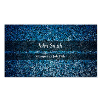 Strong Beautiful color-dark blue Business Card