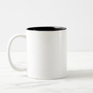 Strong Black Father Mug mug