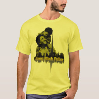 Strong Black Father Tee