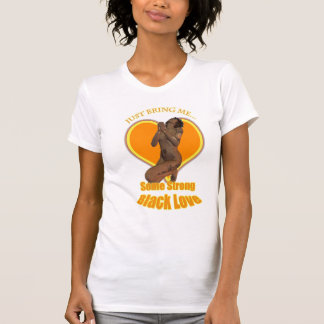 Strong Black Love Tee
