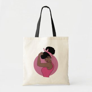 Strong Black Women Tote Bag