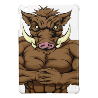 Strong Boar Mascot Cover For The iPad Mini