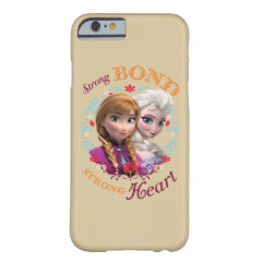 Strong Bond, Strong Heart iPhone 6 Case
