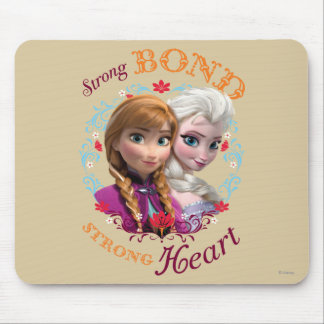Strong Bond, Strong Heart Mouse Pad
