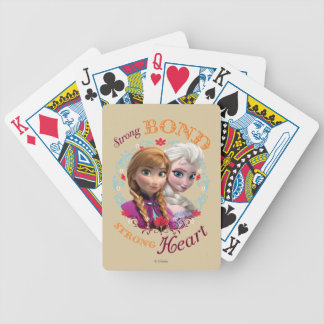Strong Bond, Strong Heart Bicycle Playing Cards