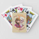 Strong Bond, Strong Heart Poker Deck