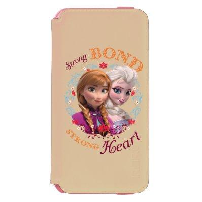 Strong Bond, Strong Heart Incipio Watson™ iPhone 6 Wallet Case