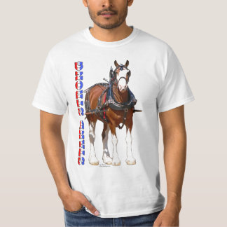 Strong Clydesdale T-Shirt