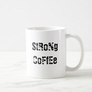 StRoNg CoFfEe Coffee Mugs