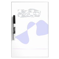 Strong Contrast Dry-Erase Board
