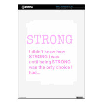 Strong Decal For iPad 2