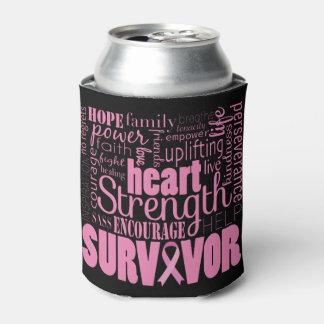 Strong Descriptives Cancer Survivor Can Cooler