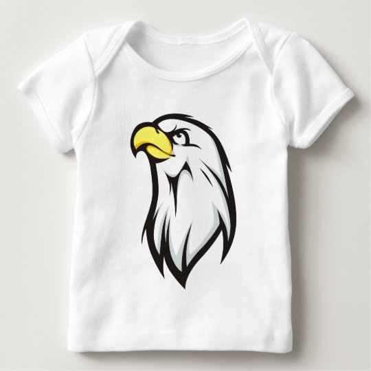 Strong Eagle Baby T-Shirt