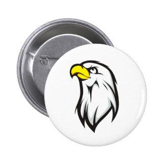 Strong Eagle Button