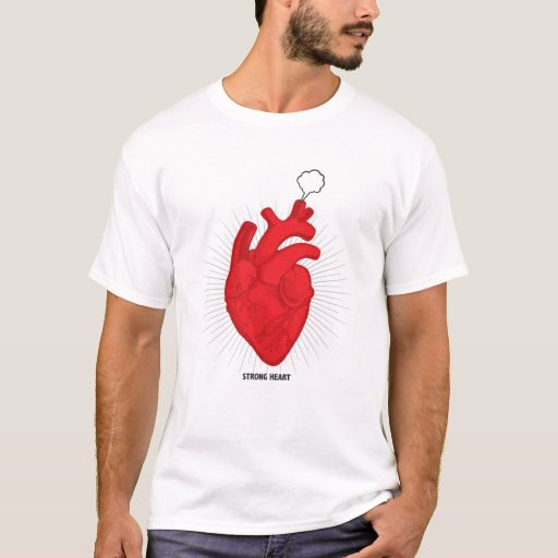 Strong Heart Playera