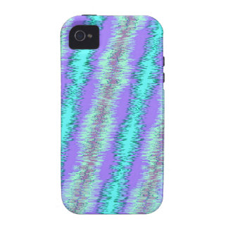 Strong Impulse,blue iPhone 4 Case