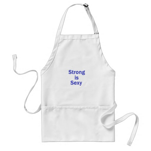 Strong is sexy- Blue Apron