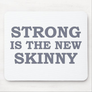 Strong is the new skinny mouse pad