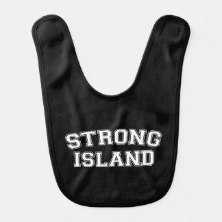 Strong Island, NYC, USA Bib