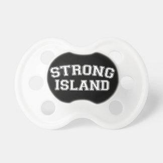 Strong Island, NYC, USA Pacifier
