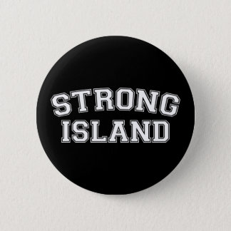Strong Island, NYC, USA Pinback Button