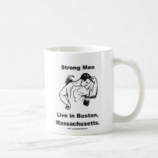 Strong Men Classic White Coffee Mug