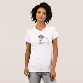 Strong Mom - Mom LIfe T-Shirt