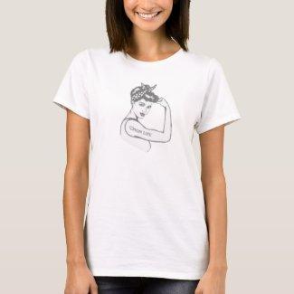 Strong Mom-Mom Life T-Shirt