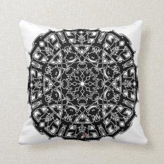 Strong Octa Glyph Pillow
