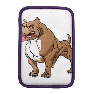 strong pitbull bodybuilder. iPad mini sleeve